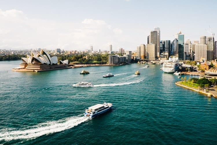 Austrália é considerado o melhor destino para viajar em 2020.