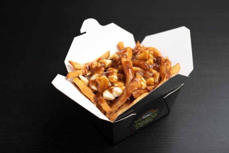 enchanted poutinerie