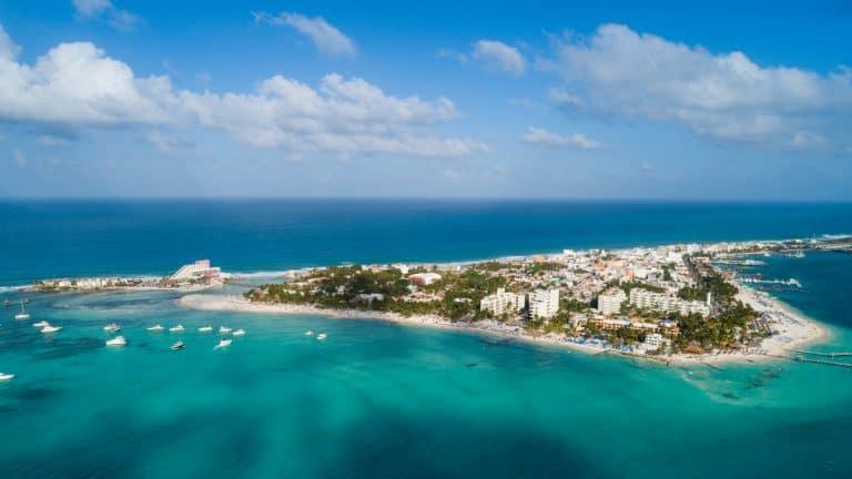 Isla Mujeres reúne pontos de mergulho e praias maravilhosas no México