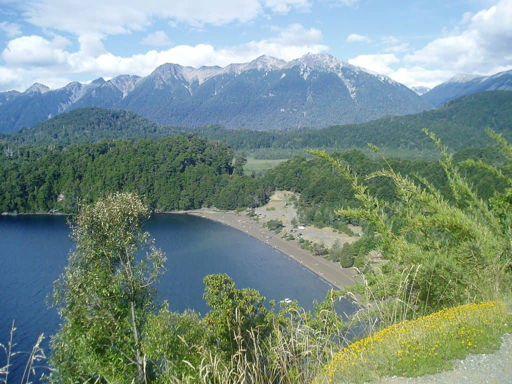 rota dos 7 lagos na argentina