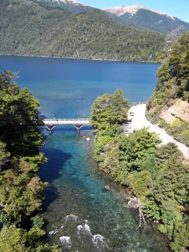 rota dos 7 lagos da argentina