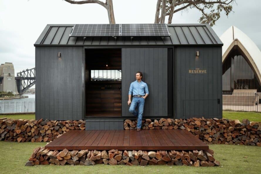 Matthew McConaughey oferece hospedagem em cabana na Austrália