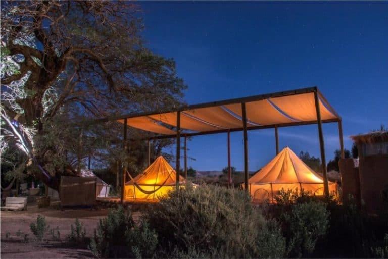 Atacama Loft tem cabanas e chalés confortáveis para se hospedar no deserto chileno