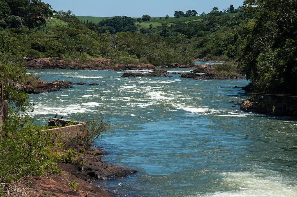 Partiu, Piraju? Município no interior paulista tem lindas cachoeiras e praias de águas doce