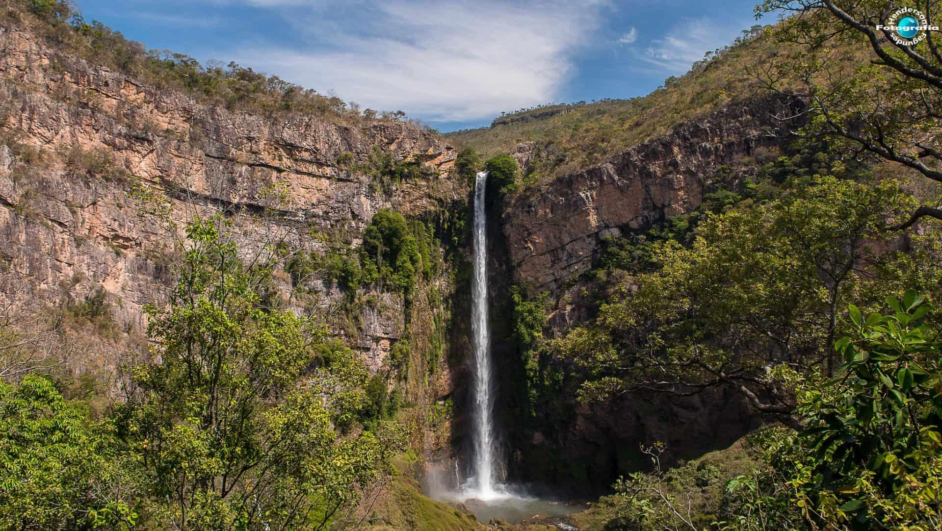 Salto do Itiquira: uma das cachoeiras mais altas da AméricaLatina