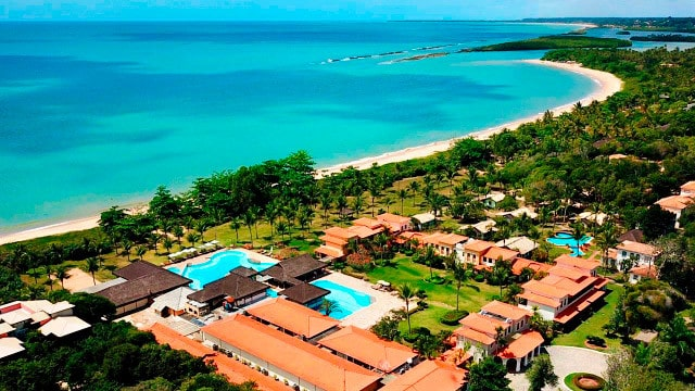 Hospedagens all inclusive na Bahia