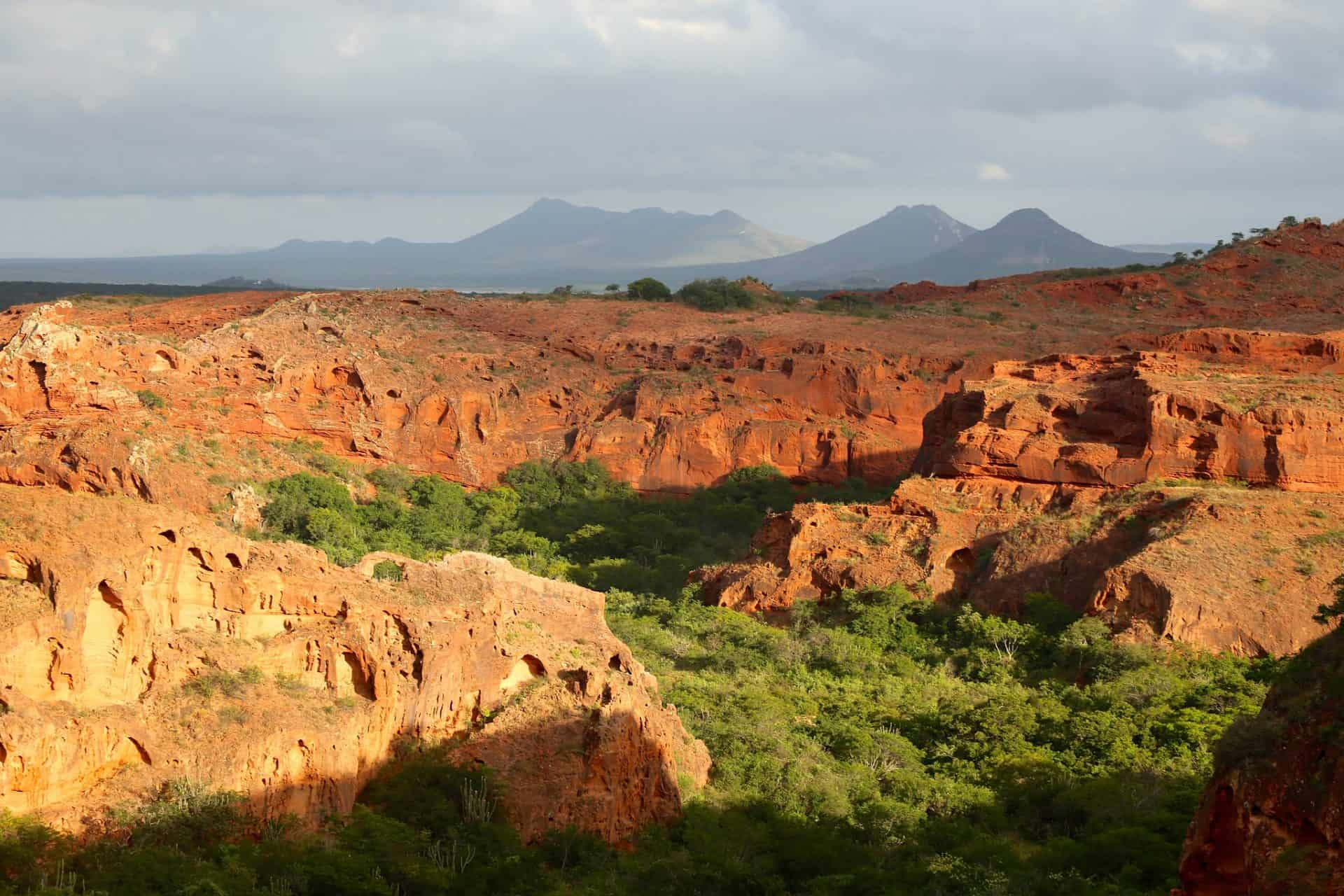 "Raso da Catarina, na Bahia, poderia ser o ""Grand Canyon"" brasileiro"