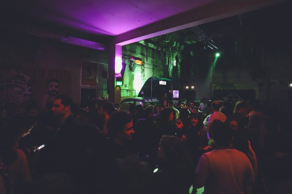la calle bar