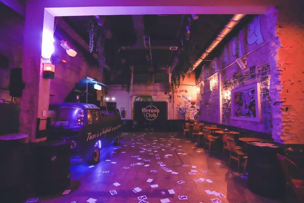 La Calle Bar em Buenos Aires: bar secreto escondido dentro de uma pizzaria