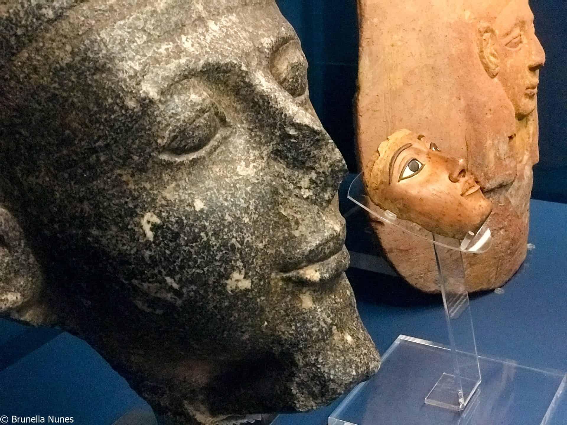 Exposição do Egito Antigo chega a SP com múmia e artigosraros