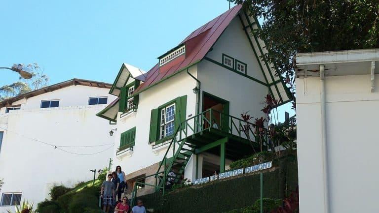 Museu Casa de Santos Dumont é parada imperdível em Petrópolis