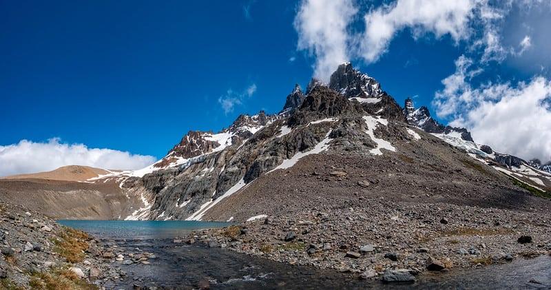 Parque Nacional Cerro Castillo no Chile é perfeito para os amantes de trekking