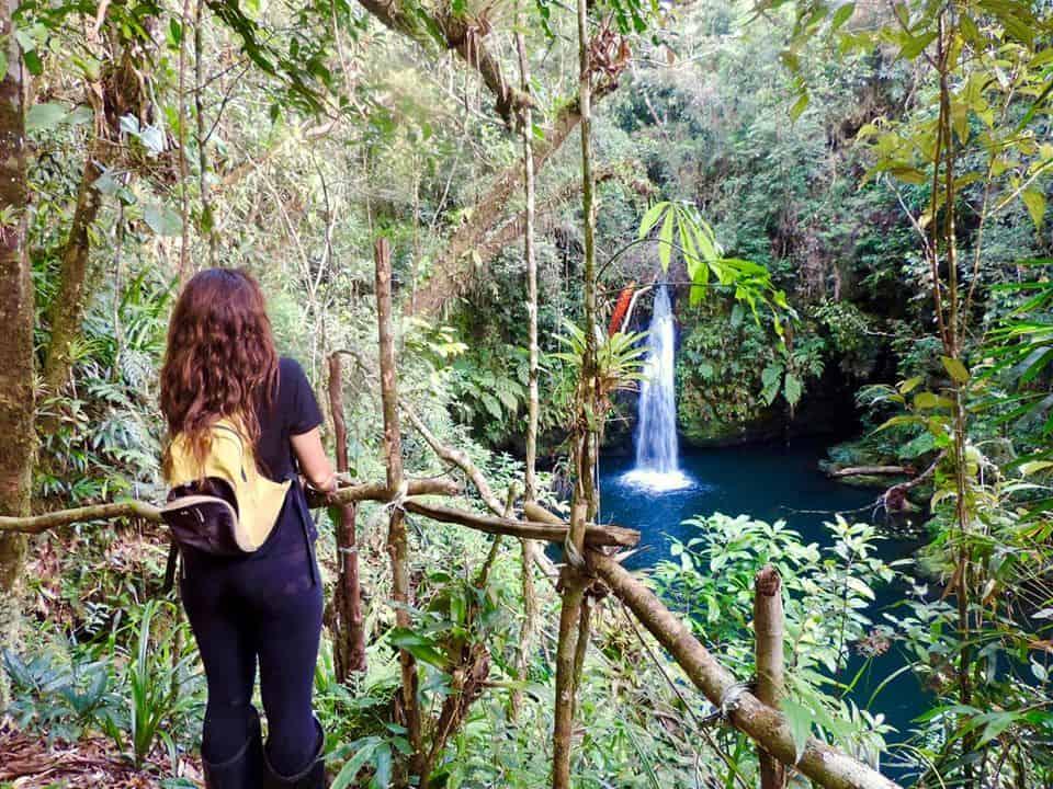 Lave a alma em banhos de cachoeira na Reserva Ecológica do Sebuí, no Paraná