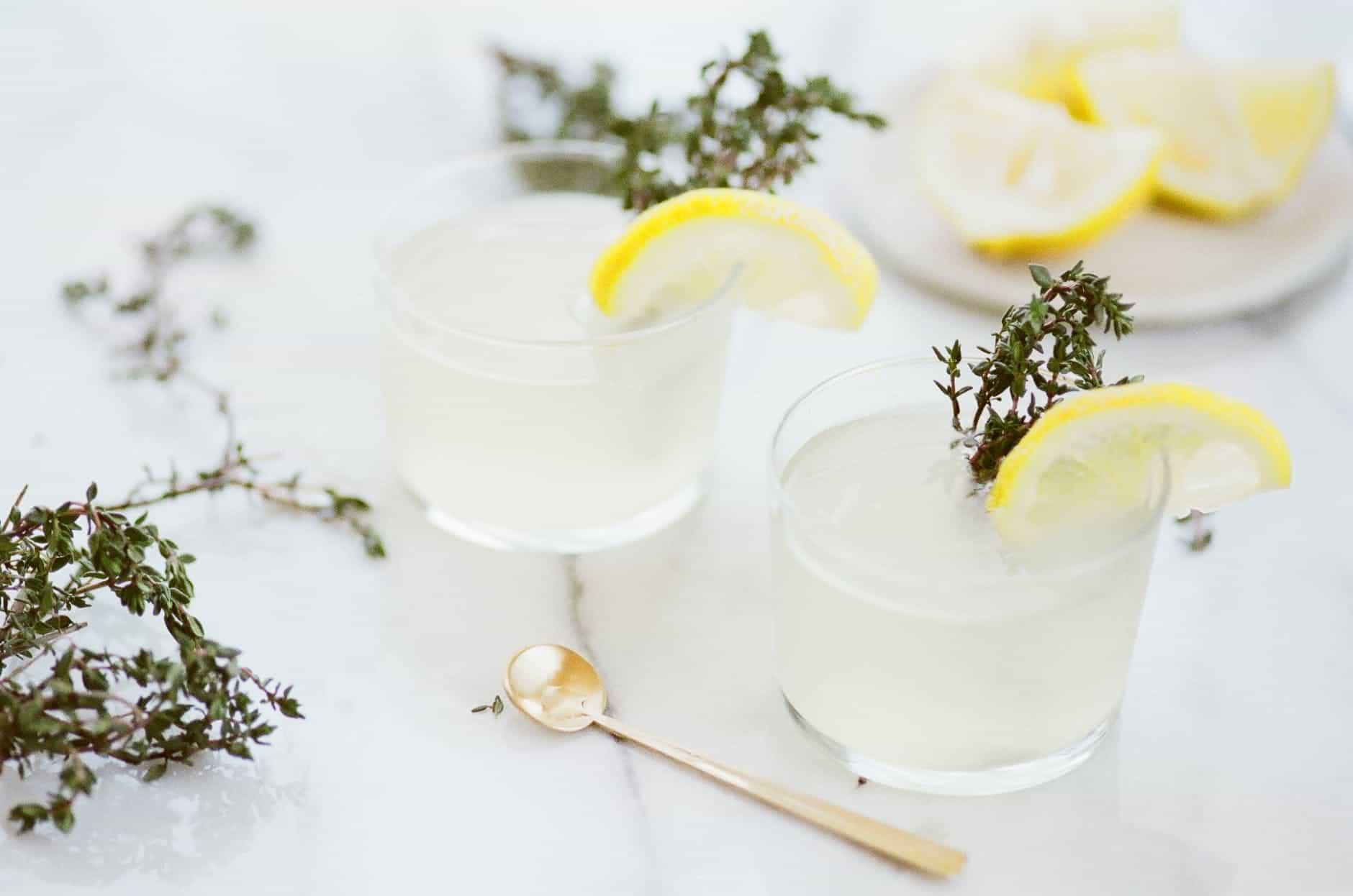 Do mundo à mesa: drinks para fazer emcasa