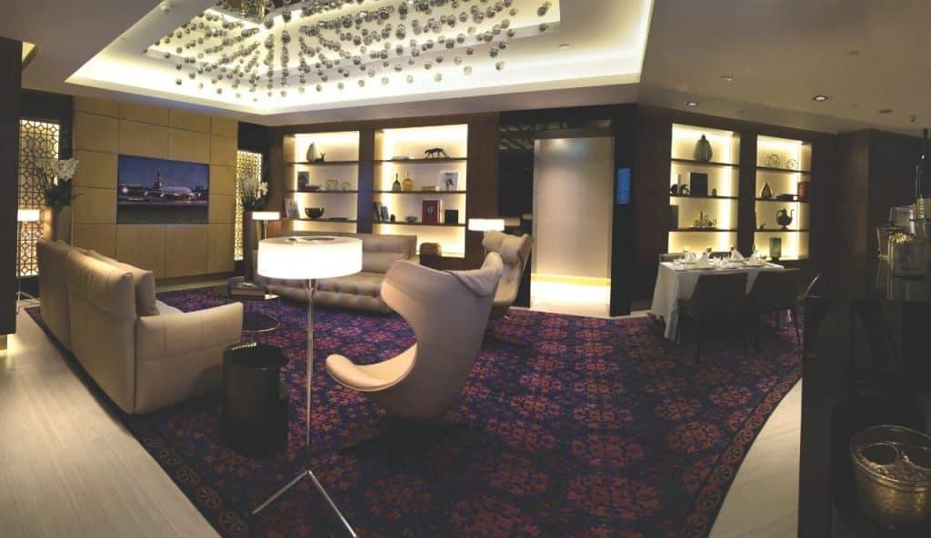 10 cabines de primeira classe luxuosas que são a cara da riqueza