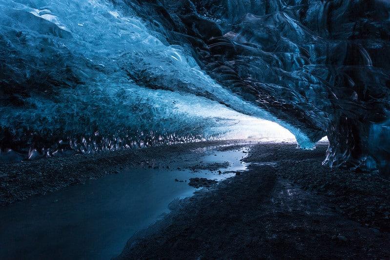cavernas de gelo na islandia