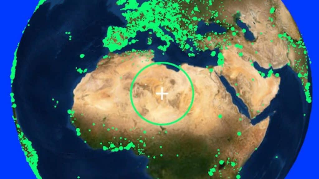 Viagem musical: mapa reúne estações de rádio de diversos países; ouça agora