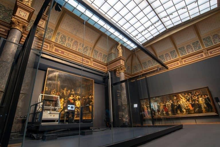 Conheça o Rijksmuseum sem sair de casa