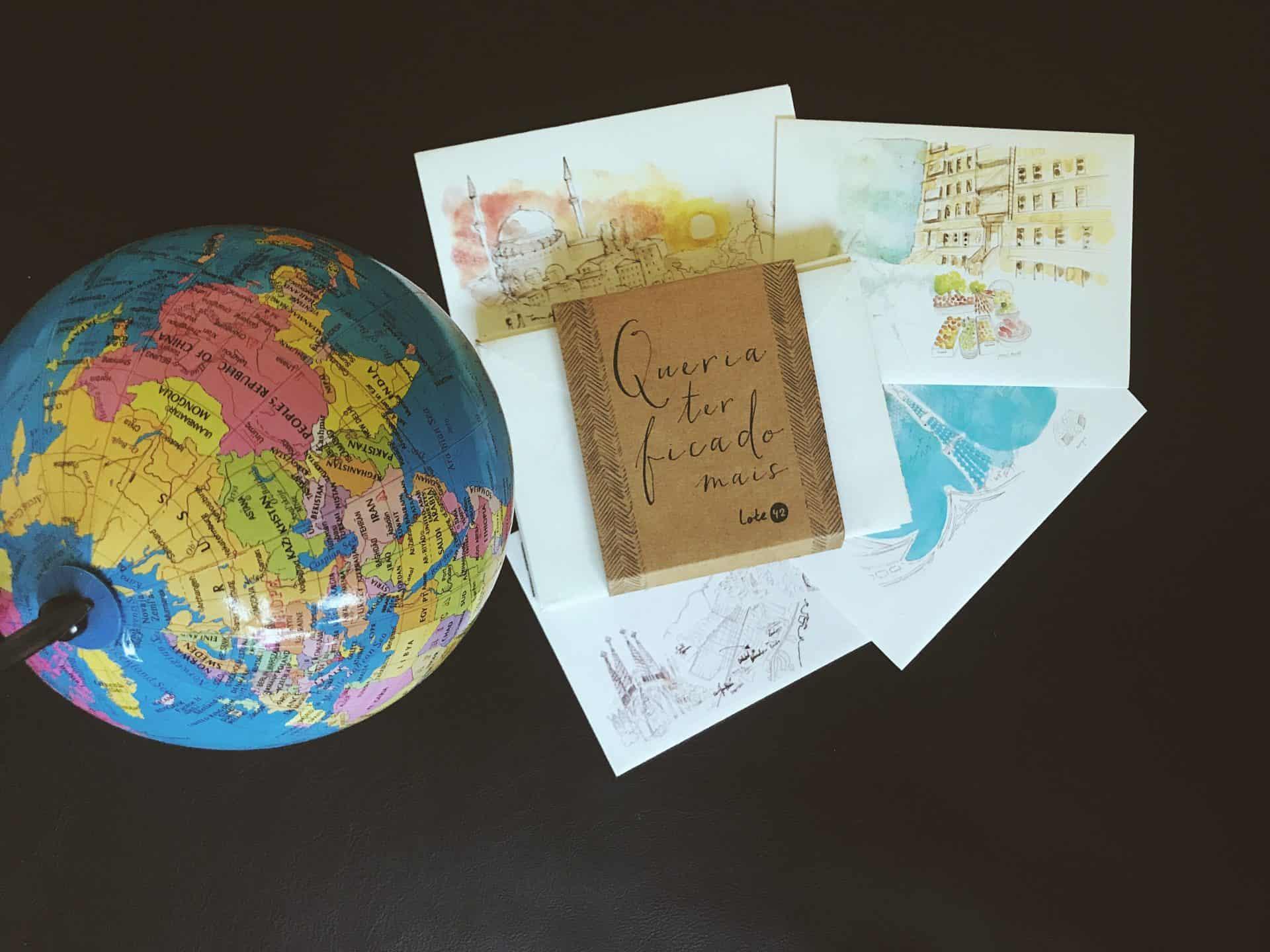15 livros sobre viagem, amores e sonhos ao redor do mundo