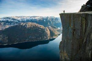 Visite a Noruega sem sair de casa