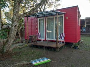 Tem vontade de se hospedar em uma Tiny House? Então o Mini House Park é o seu lugar!
