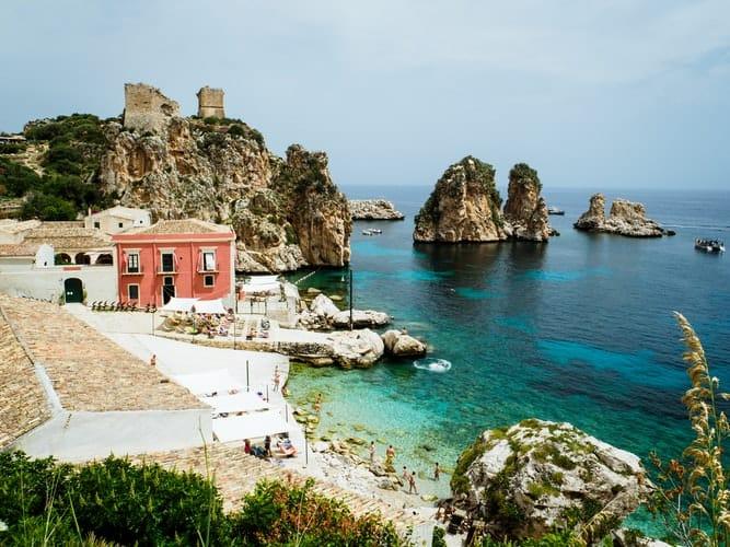 Praia da Sicília
