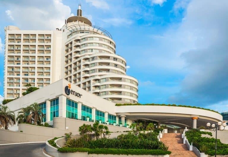 Enjoy Punta del Este é indicado novamente ao prêmio de melhor Cassino & Resort do Uruguai e da América do Sul