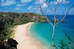 A melhor praia do mundo é no Brasil!