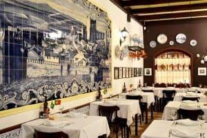 Restaurante português traz gostinho de Portugal para SP