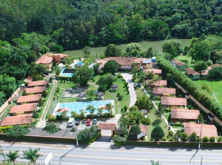 Hotel Vale do Sonho a 90 km de São Paulo, tem pacotes especiais para feriado da Independência