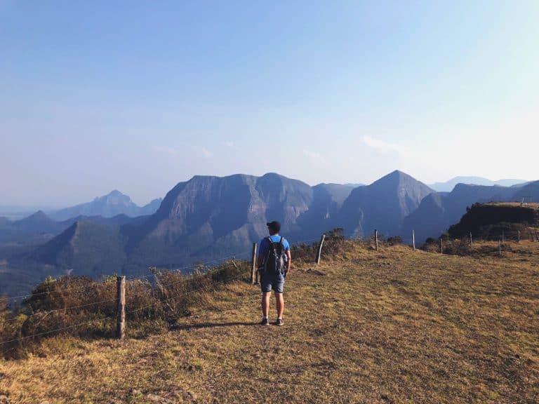 Com paisagens de tirar o fôlego e fácil acesso, conheça o Altos do Corvo Branco em Urubici