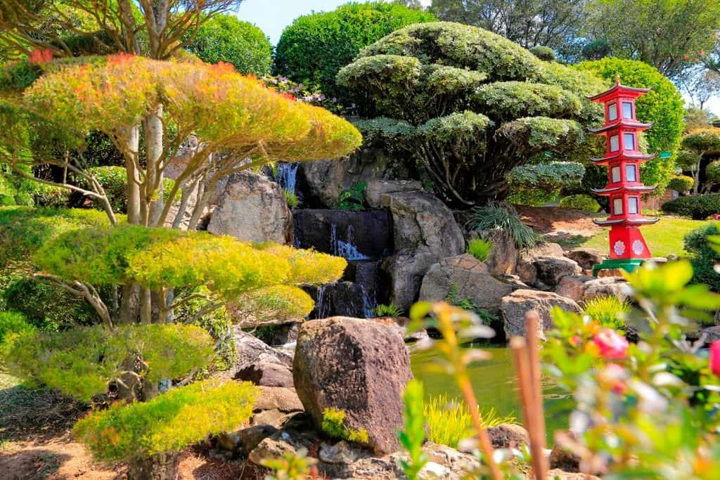 parque maeda jardim japonês