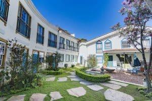 Você não vai querer sair desse charmoso hotel em Ouro Preto