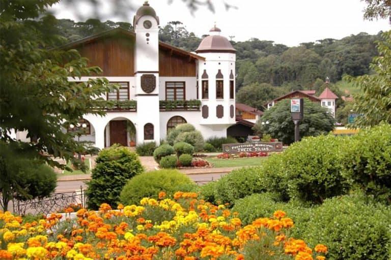 Treze Tílias: um pedacinho da Áustria em solo brasileiro