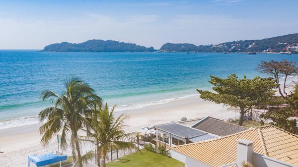 Praias de Santa Catarina são o destino ideal para passear com as crianças