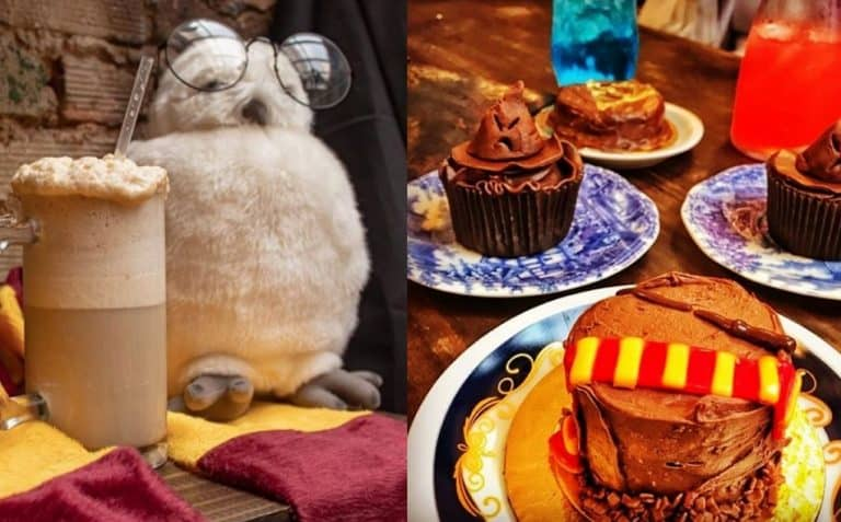 Grifinnória Café Afins: cafeteria em São Paulo inspirada em Harry Potter