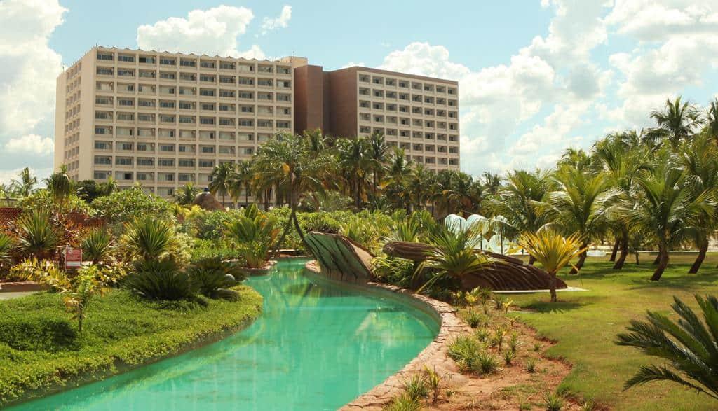 Hot Beach Resort, em Olímpia