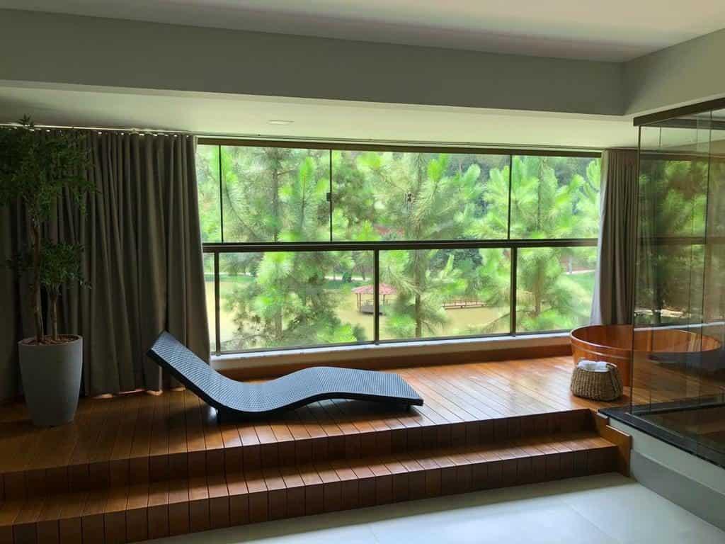 Uma hospedagem encantadora para uma viagem a dois em Domingos Martins