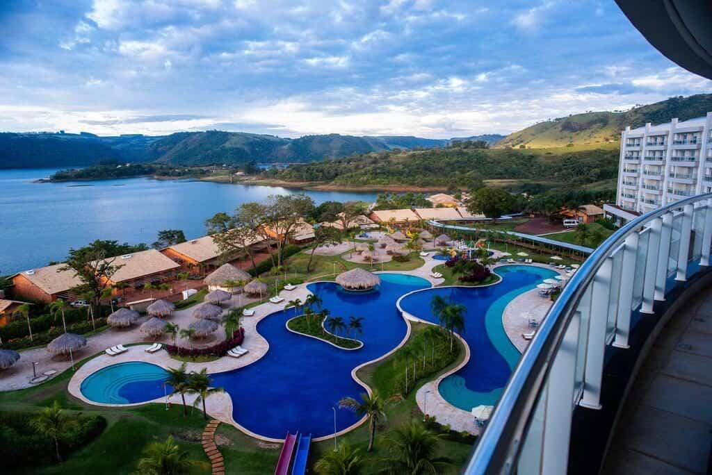 Resorts no interior do Paraná para ir com toda a família