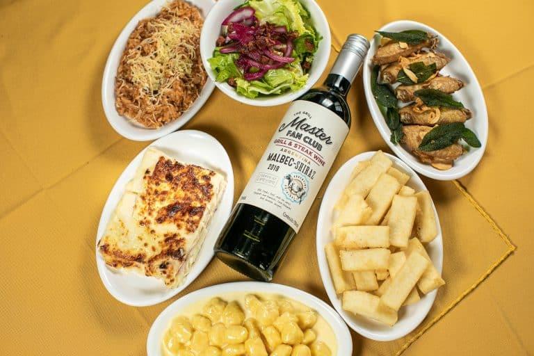 A fartura da comida italiana te espera no Restaurante Madalosso, em Curitiba
