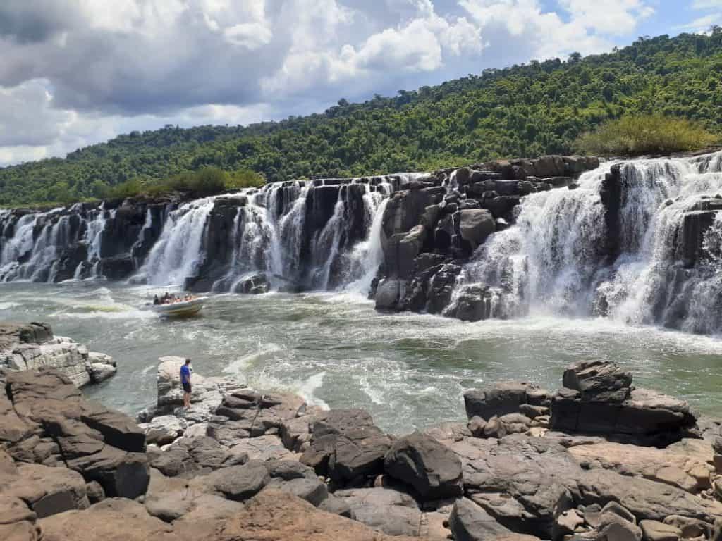 Salto do Yucumã: beleza cênica na fronteira entre Brasil e Argentina