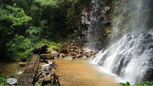 Bateias, perto de Curitiba, tem turismo rural, cachoeiras e trilhas