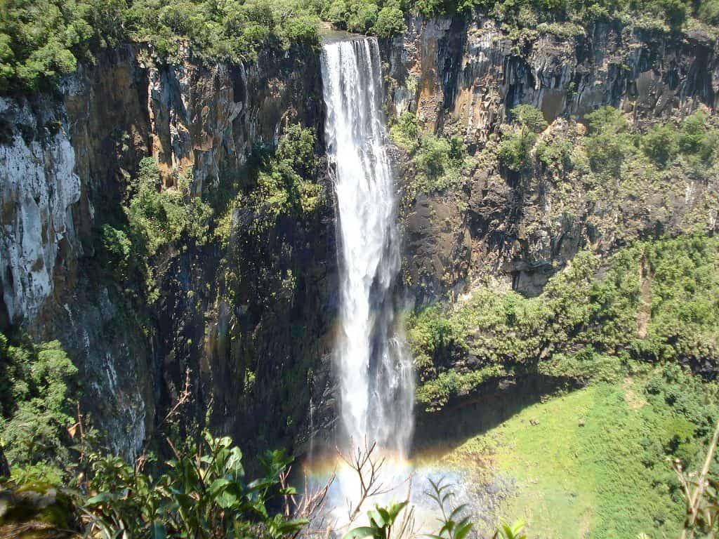 cachoeiras em prudentopolis