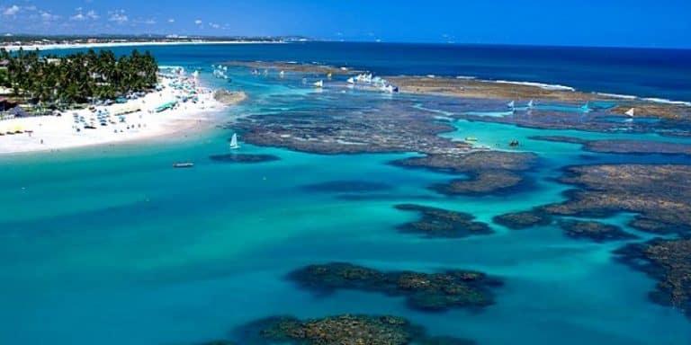 Costa Dourada em Pernambuco é um pedaço do paraíso na Terra