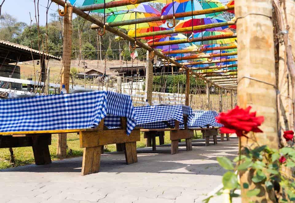 Quinta do Olivardo – gastronomia portuguesa com clima serrano em São Roque