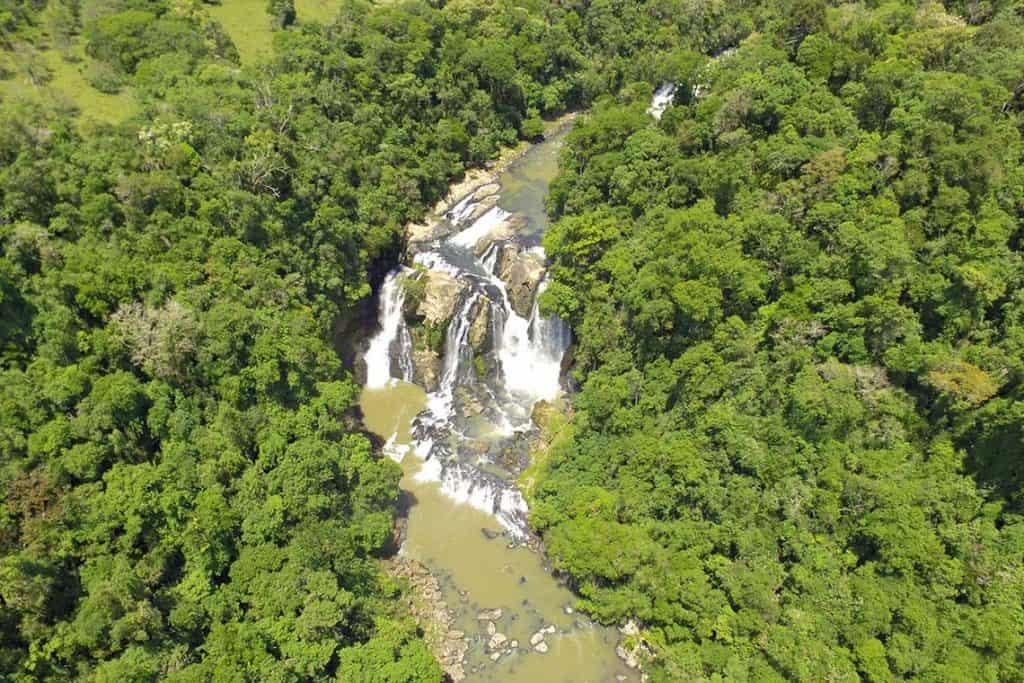 Ortigueira – conheça a cidade rodeada de cachoeiras e paredões para trekking e escalada no interior do PR
