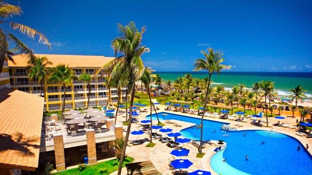 Hotel frente ao mar em Salvador com desconto de 50% na diária