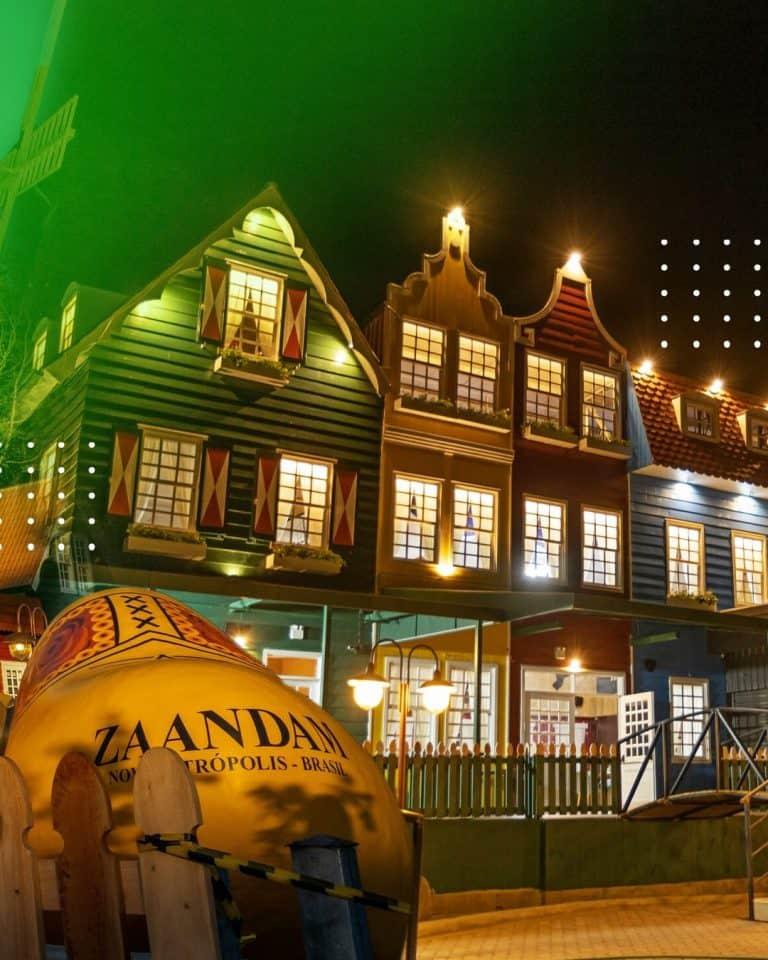 Nova Petrópolis ganha empreendimento turístico que homenageia cultura holandesa