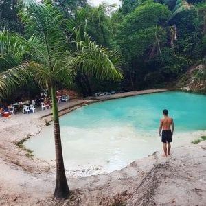Banho Azul é o novo point 'instagramável' de Alagoas
