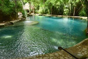 Fazenda de Santa Tereza em Alagoas é um oásis de águas azuis e cristalinas